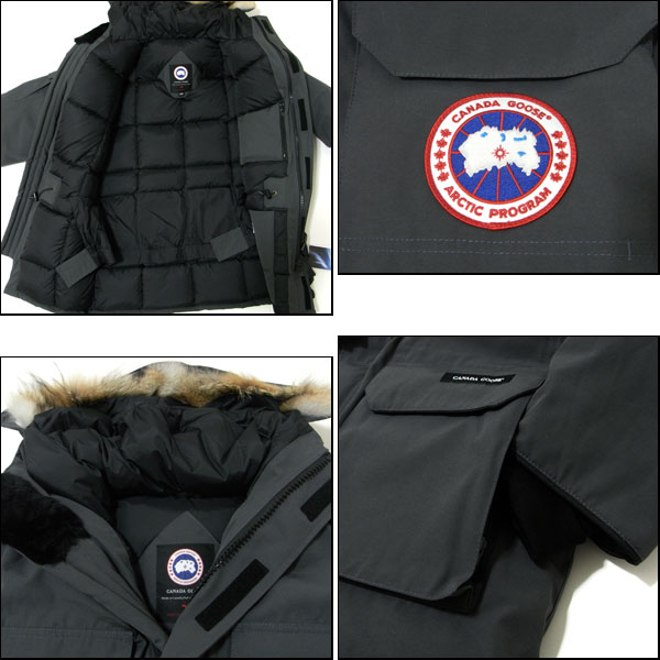 canada goose expedition parka fake or real