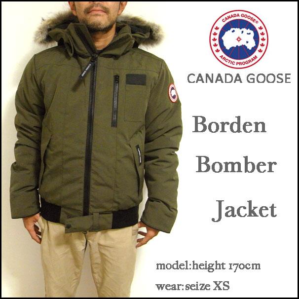 Canada Goose Bomber Borden