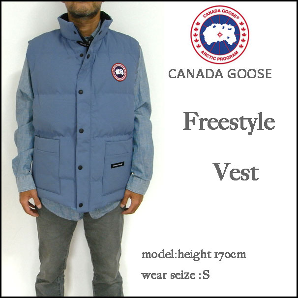 canada goose freestyle gilet graphite