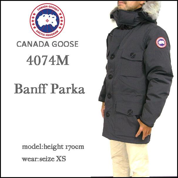 canada goose banff graphite