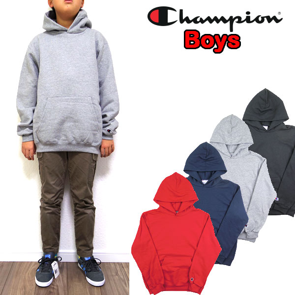 f00d4af608 Champion / champion / hoodies / kids / junior /BOYS DOUBLE DRT ECO PULLOVER  HOODIE / pullover
