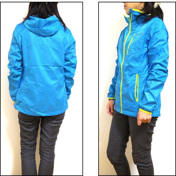 Columbia/ Colombia / Lady's / mountain parka /Trail Drier Windbreaker/ jacket / women / lane jacket /WL2165