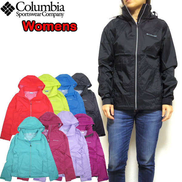 山ガールファッションに!コロンビアのレディースジャケットおすすめを教えて!