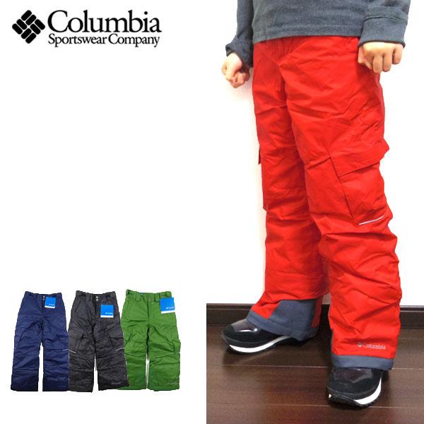 コロンビア/Columbia/キッズ/スキーウェアー/カーゴパンツ/ジュニア/Gracier Slope2 Pant/子供/SB8404 05P03Dec16