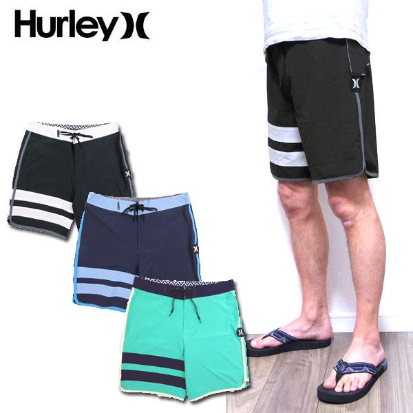 2034cda848 Harley swimsuit men HURLEY surf underwear BLOCK PARTY SOLID BOARD SHORT  block party AQ9986 18 inches PHANTOM