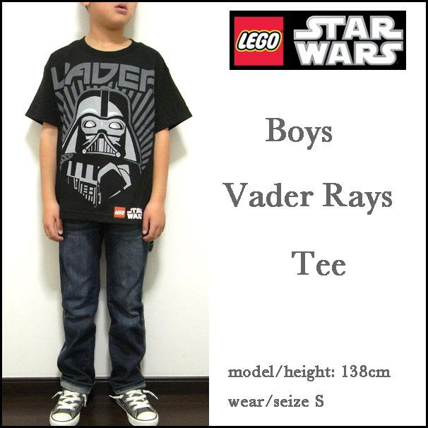 reason  라쿠텐 일본: 레고 × 스타워즈/키즈/아동복/T 셔츠/BOYS Vader ...