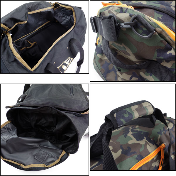 NEW ERA/ duffel bag / new era /DUFFLE/ camouflage / shoulder /BAG
