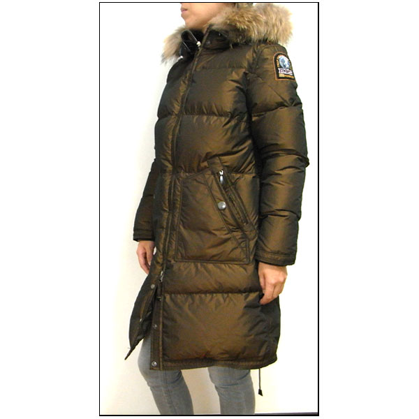 parajumpers long bear khaki