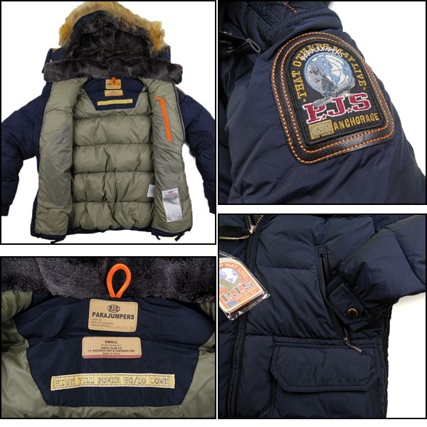 parajumpers with fur