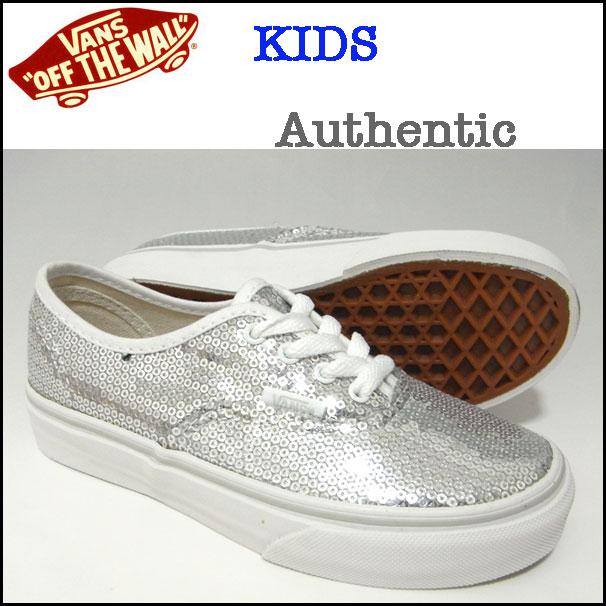 vans glitter dots authentic silver