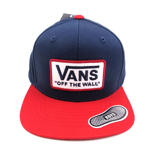 fc76b204dd Vans VANS cap kids hat snapback WHITFORD SNAPBACK CAP boy 19 new work