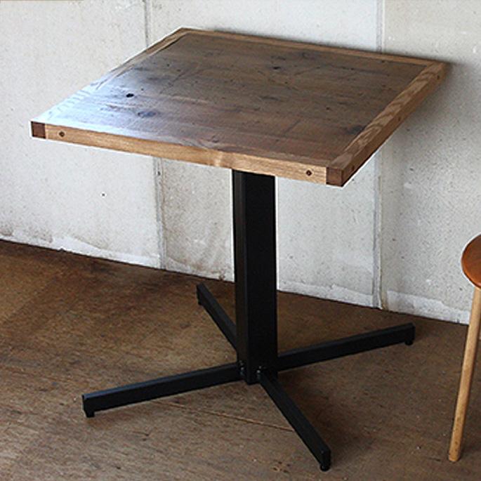 ikpカフェ風テーブル700(CAFE TABLE 700) IKP(イカピー) 古材テーブル 送料無料