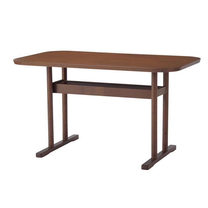 YDリビングダイニングシリーズ テーブル カラー(ライトブラウンPLB、ブラウンPBR) 送料無料