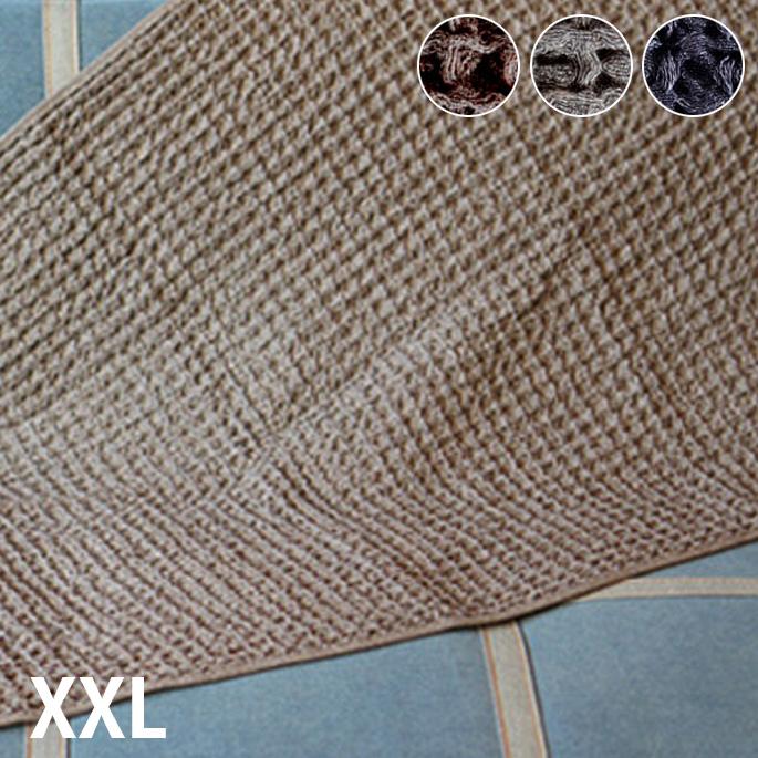 ブレラ ワッフルタオル XXL(Brera waffle towel XXL) 全3色(グレー・ブラウン・ネイビー)コンテックス(kontex)日本製(Made in JAPAN)