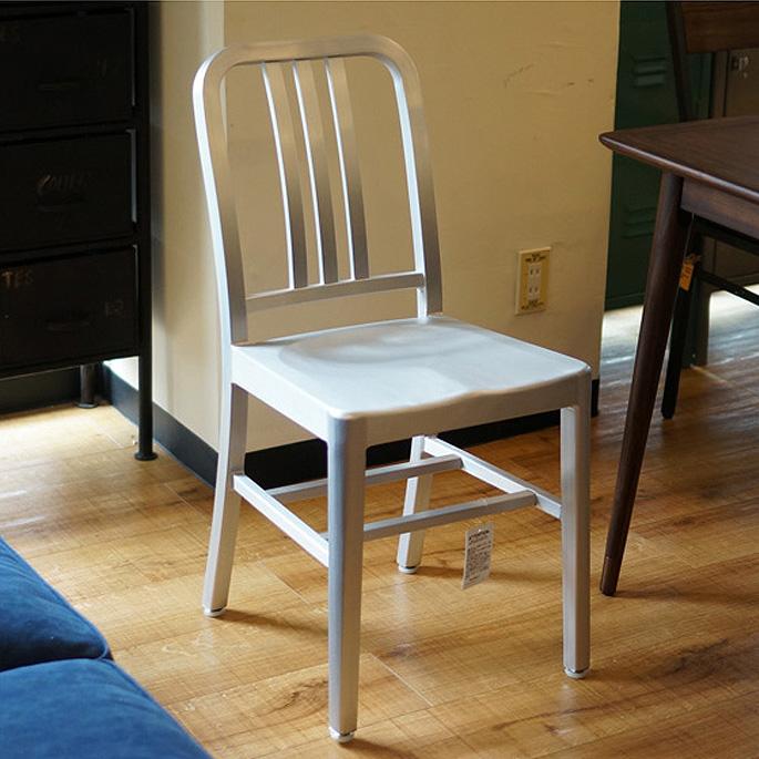【送料無料】ダイニングチェア 座高45cm アルミチェア ALUMI CHAIR 背凭れ有 椅子 ワークチェア オフィスチェア 軽量 ウエルカムチェア リビング ダイニング モダン デザイン インダストリアル アーミーチェア 食事テーブル用いす