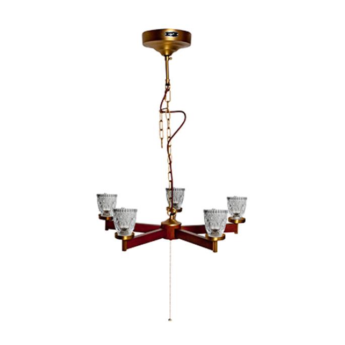 アルメリアシャンデリア(ARMERIA CHANDELIER) GL-005 ハモサ(HERMOSA) 天井照明 送料無料