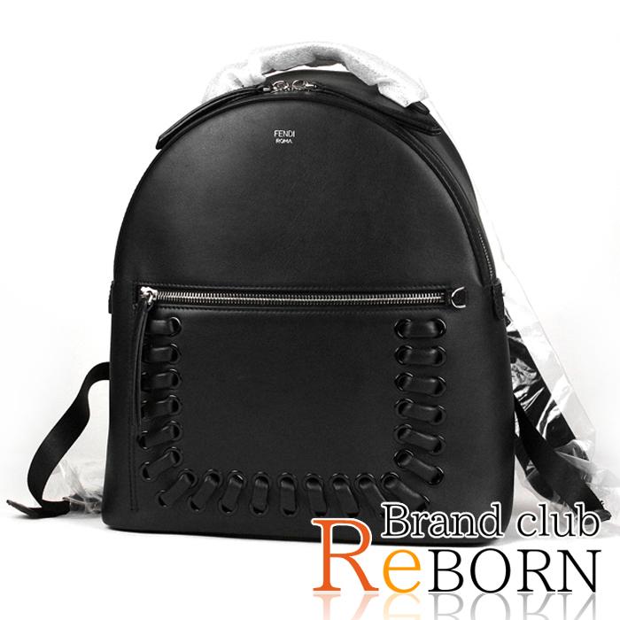 fac5d359931c Brand club ReBORN  Fendi  FENDI backpack   rucksack calf-leather ...