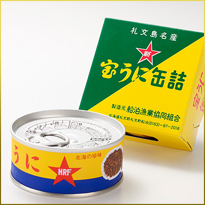 Manufacturing method of sticking can treasure as (ESO HUN) 100 g of steamed Sea Urchin! fs3gm