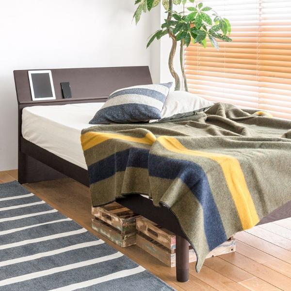 宮棚 すのこ ベッド Torino シングル フレームのみ 北欧 木製 高さ2段階 布団で使える 送料無料【配達時間指定不可】【10日後以降お届け】