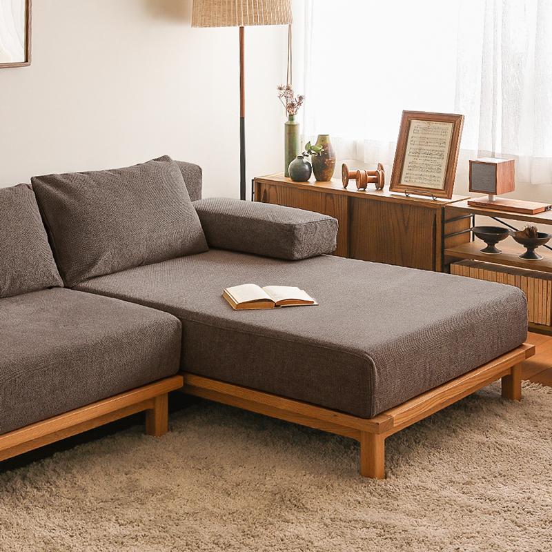 ユニットソファー SIEVE rect unit sofa ロングタイプ SVE-SF013L 布地 送料無料 10日後以降のお届け 時間指定不可