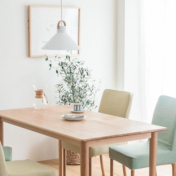 【同梱不可】 ADAL ダイニングテーブル Lサイズ 北欧 ナチュラル 木製 150 4人用 おしゃれ 送料無料【日時指定】, SUNYOUNG 022662a0