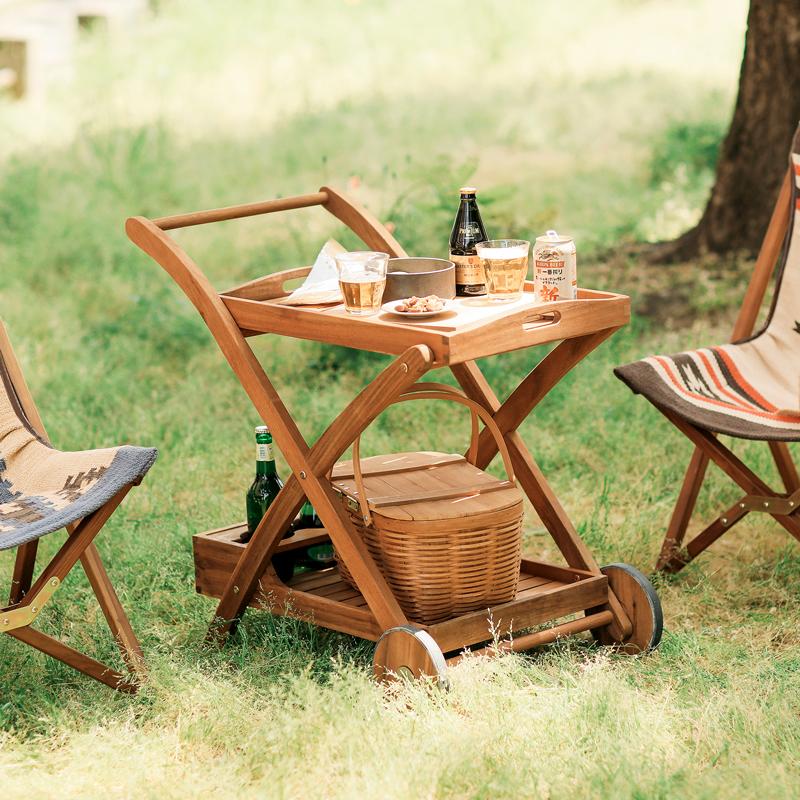 ガーデン 木製 ワゴン Oliver オリバー 木製 トレイ アウトドア キャンプ オリバー おしゃれ アウトドア 即日出荷可能, ユアサチョウ:6a11a935 --- diadrasis.net