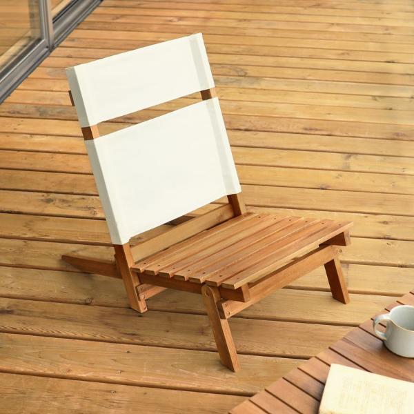 エクステリア ガーデン チェアー 初回限定 ローチェアー 組立て式 木製 椅子 アウトドア テラス Liasso ピクニック 即日出荷可能 屋外 ショップ フォールディングチェアー バーベキュー アカシア NX-515