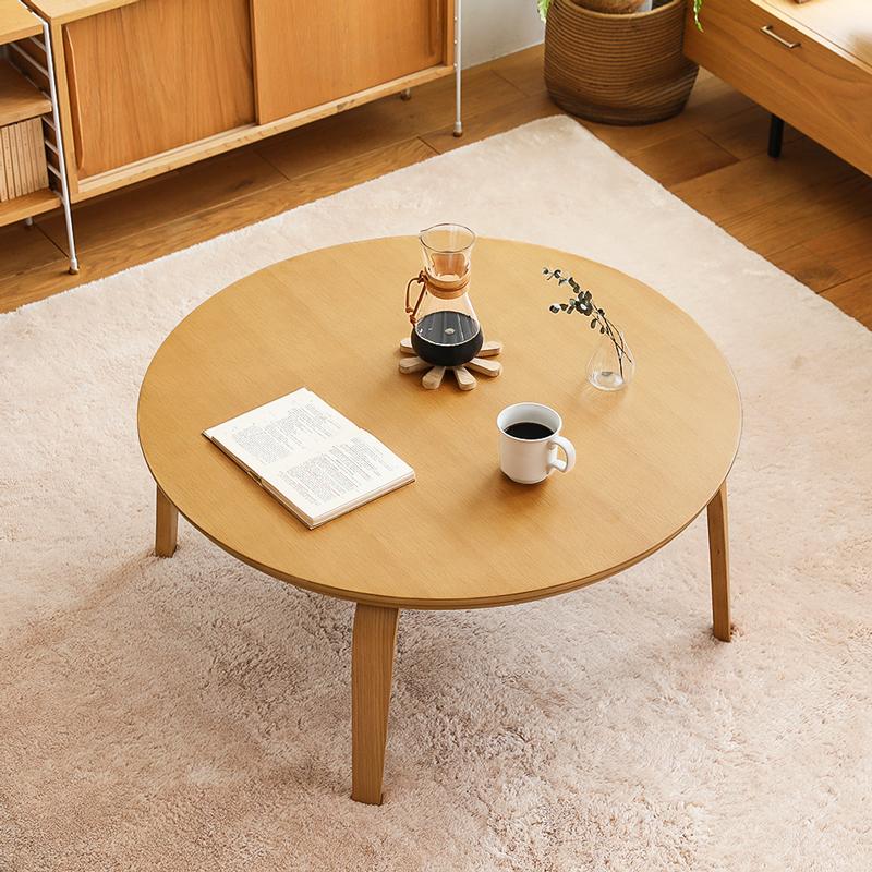こたつ テーブル Regalo 円形 丸 90 北欧 ナチュラル 西海岸 木製 おしゃれ 送料無料 即日出荷可能