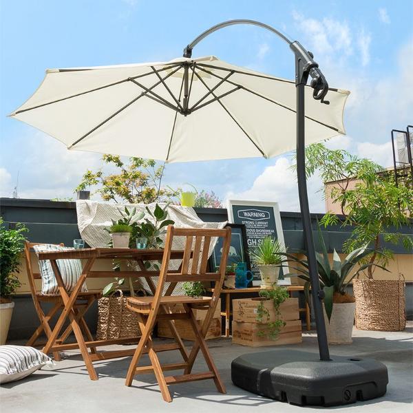 【オープニング大セール】 300 3m 即日出荷可能 Kapalua 送料無料 セット ガーデン ガーデンパラソル パラソル :ReCENOインテリア-エクステリア・ガーデンファニチャー