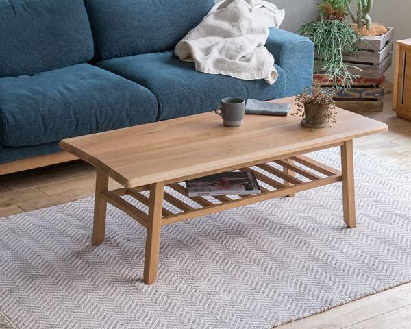 SIEVE bow center table テーブル 北欧 ヴィンテージ ビンテージ ブラウン 無垢 木製 おしゃれ 送料無料 夜間指定不可
