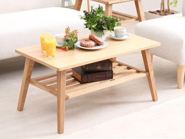 Moti リビングテーブル 北欧 シンプル ナチュラル 木製 おしゃれ 送料無料 即日出荷可能