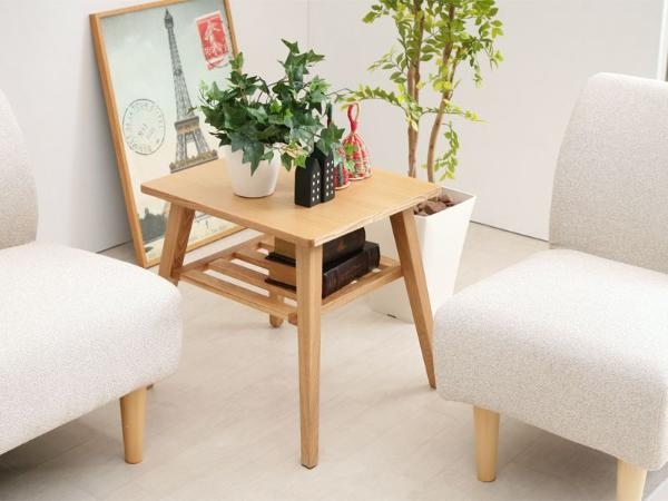 Moti リビングテーブル 北欧 シンプル ナチュラル 木製 おしゃれ 即日出荷可能