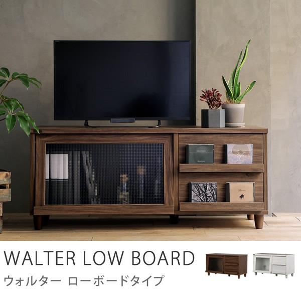 テレビ台 テレビボード ローボード 90 ヴィンテージ 西海岸 ブルックリン インダストリアル 北欧 木製 32型 40型 42型 おしゃれ WALTER 即日出荷可能