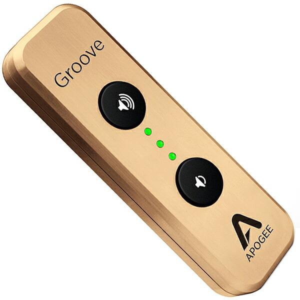 APOGEE GROOVE 30th Ann. Gold