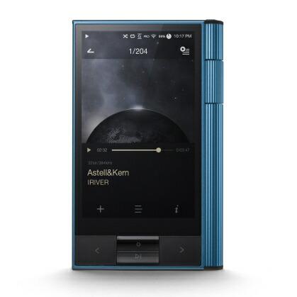 Astell&Kern KANN Eos Blue (AK-KANN-64GB-BLU)【お取り寄せ商品】
