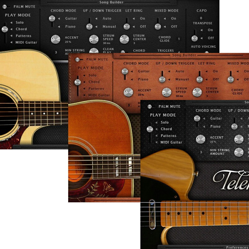 Acoustic Samples AS Guitar Collection(オンライン納品専用) ※代金引換、後払いはご利用頂けません。