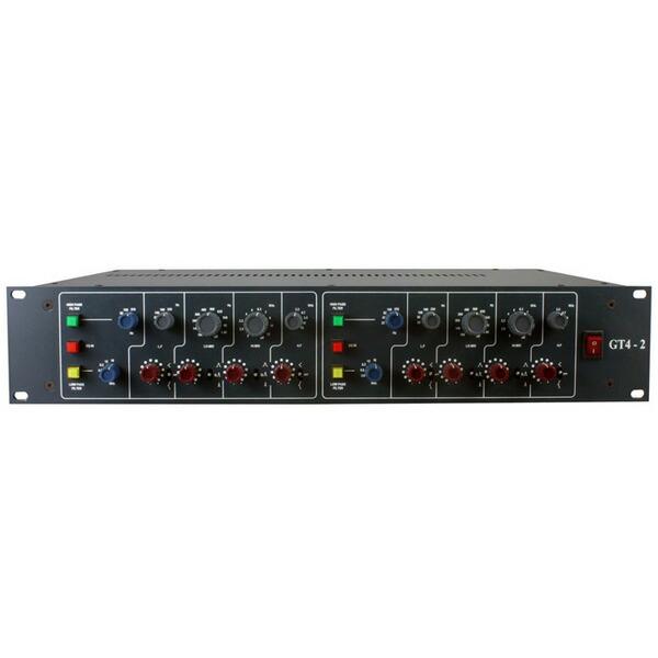 Aurora Audio GT4-2 2ch 4band EQ【お取り寄せ商品】