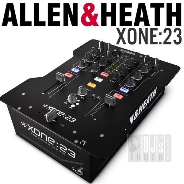 Allen & Heath Xone:23 【予約商品 / 次回9月入荷予定】【P5】