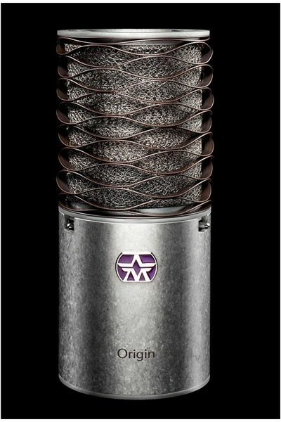 Aston MicrophonesAST-ORIGIN (N) [新パッケージ版] (コンデンサーマイクロフォン)
