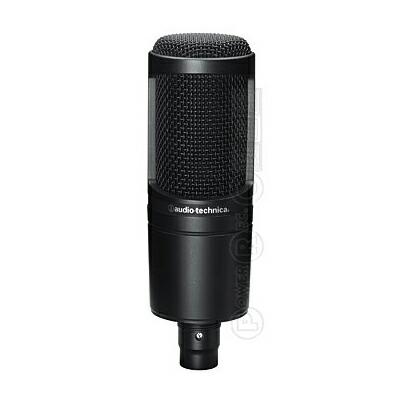 コンデンサーマイクのエントリーモデル audio-technica AT2020 買収 あす楽対応 土 送料無料 祝 発送対応 p5 日 メーカー公式ショップ