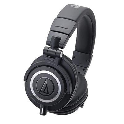 現場のニーズに応える高解像度モニターヘッドホン 割引も実施中 audio-technica ATH-M50x ディスカウント P10