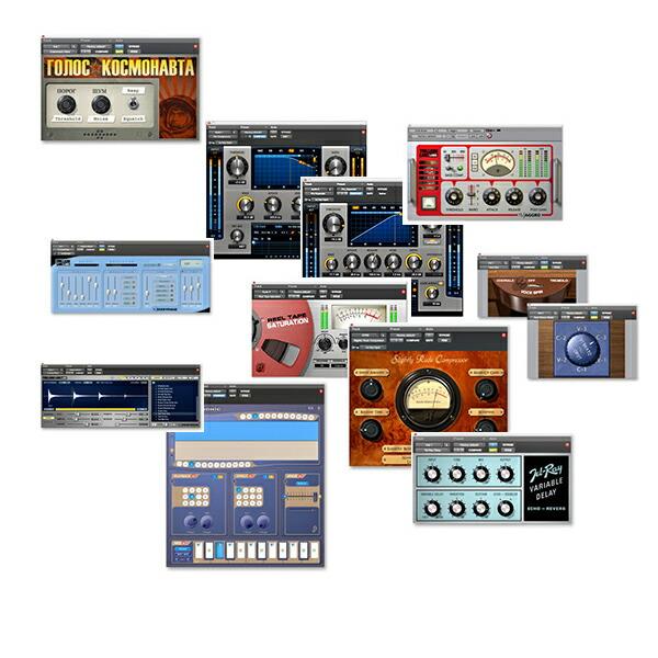 AVID Audio Plug-in Activation Card, Tier 1