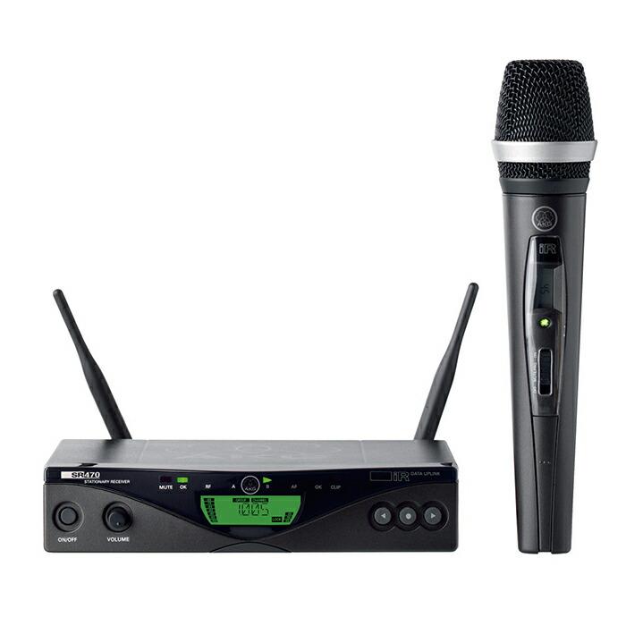 AKG WMS470 VOCAL SET D5