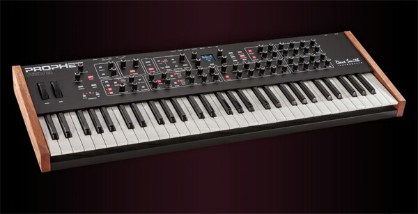 Dave Smith Instruments Prophet Rev2【16-Voice ver】