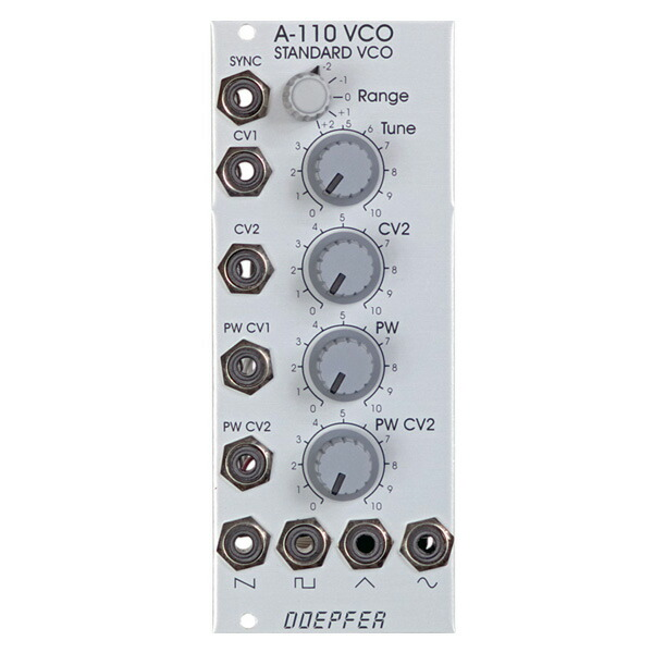 Doepfer A-110 Standard VCO【お取り寄せ商品】