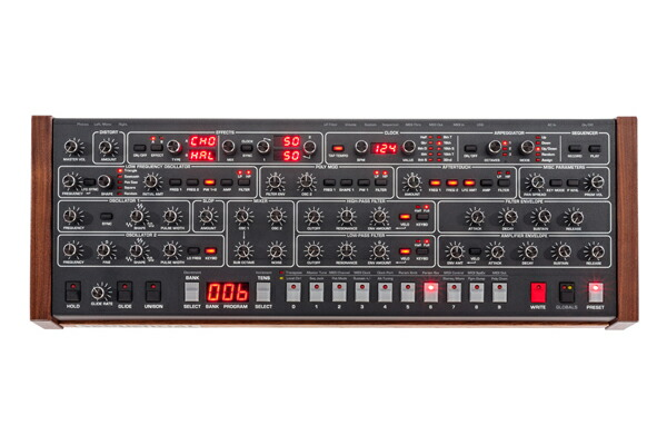 Dave Smith Instruments SEQUENCIAL Prophet-6 Module【台数限定キャンペーン!専用ソフトケース・プレゼント】