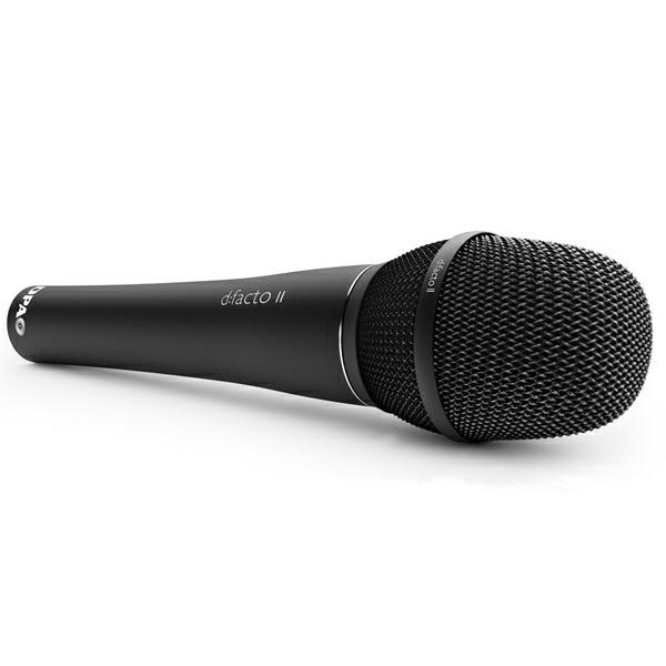 DPA d:facto II Vocal Mic 4018V-B-B01 【お取り寄せ商品】