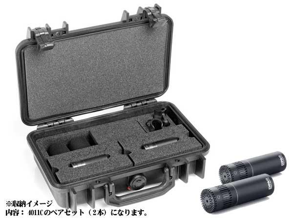 DPA ST4011C ステレオ・キット(4011C×2)