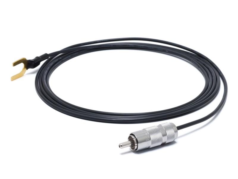 供Entreq使用的地线电缆3398ER(RCA~Y碎布)1.8m