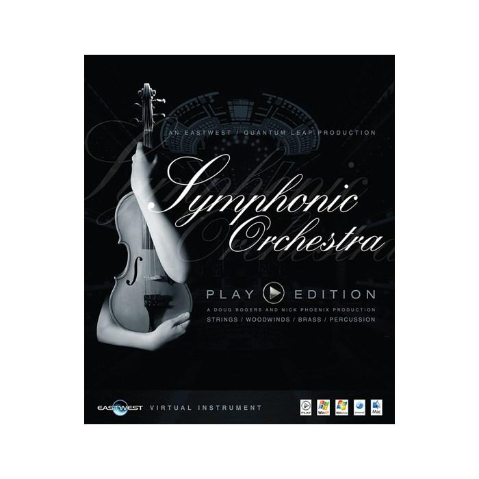 EASTWEST Symphonic Orchestra Gold (オンライン納品専用)【数量限定特価!!】※代金引換はご利用いただけません。